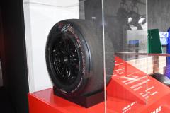 Sイノベーションギャラリー インディ500タイヤ