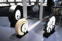 Sイノベーションギャラリー 産業用タイヤ