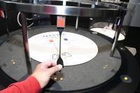 Sイノベーションギャラリー ゴム質体験
