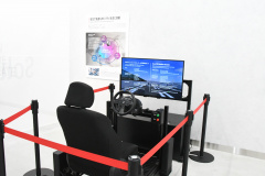 Sイノベーションギャラリー NVHシミュレーションマシン