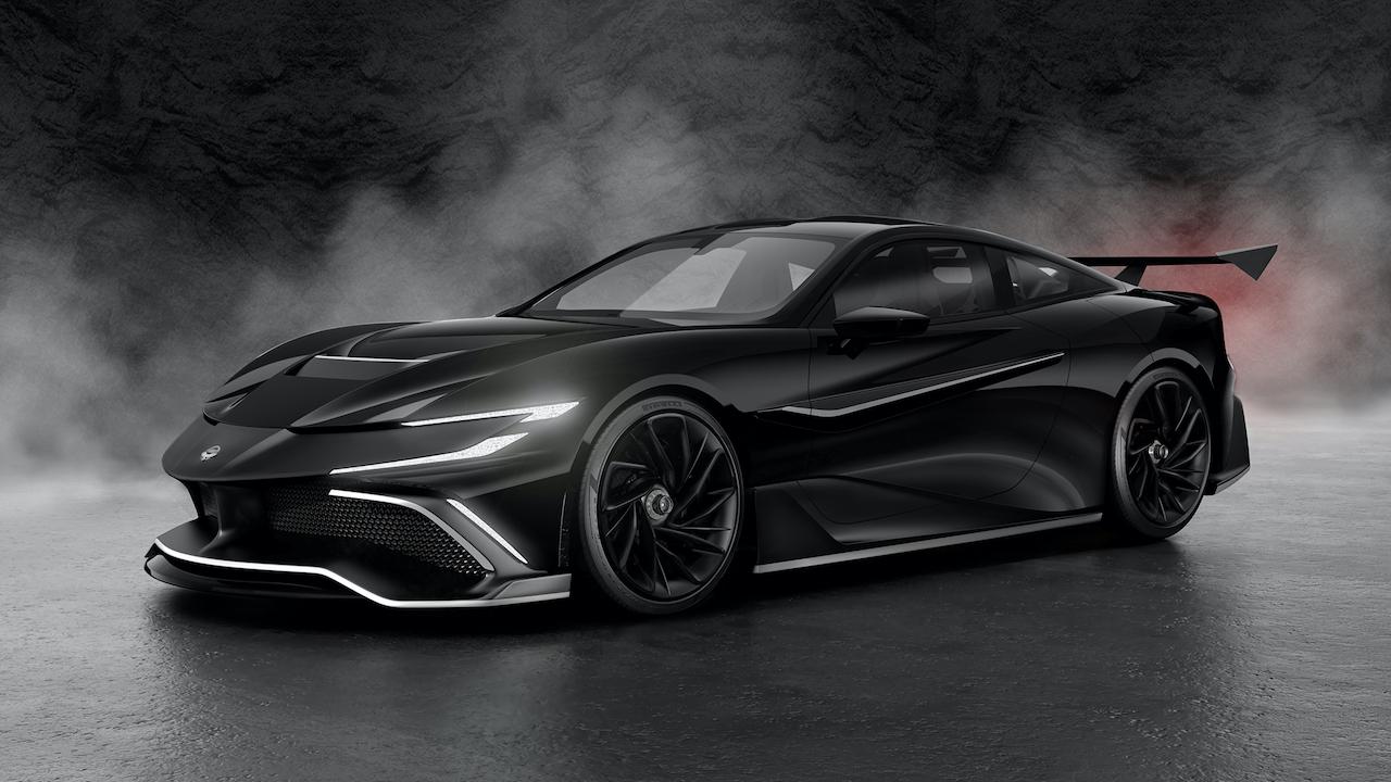 イギリス版NSX!? 次世代スーパーカー「ナラン」世界初公開。その驚異のスペックとは?