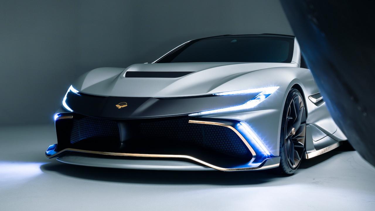 「イギリス版NSX!? 次世代スーパーカー「ナラン」世界初公開。その驚異のスペックとは?」の6枚目の画像