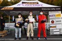 AJEC最終ラウンド表彰台