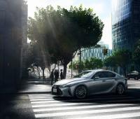 ブリヂストンが「TURANZA T005A」「POTENZA S001L」を新型レクサスISのOEタイヤとして納入を開始 - Lexus_IS_20201203