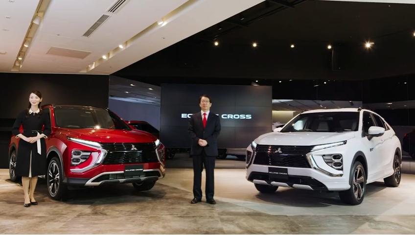 PHEVを新たに加えた三菱自動車の新型エクリプス クロスが登場。価格は384万8900円〜447万7000円