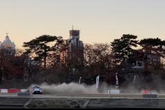 WRCヤリスのデモラン