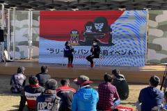 ピエール北川さんのトークショー