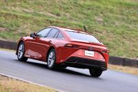トヨタの2代目FCV新型ミライは、走れば走るほど空気がきれいになる!? - TOYOTA_MIRAI_20201207_6
