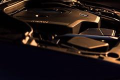 BMW 530e M Sport Edition Joy +のエンジン