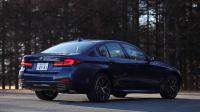 BMW 530e M Sport Edition Joy +のリヤビュー