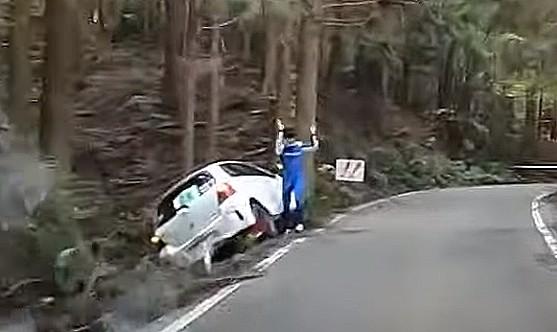 コース途中には
