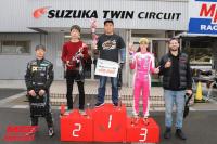本番直前にフロントガラスが割れ…塚本奈々美の2020レースシーズンはワクワクの連続! - 2