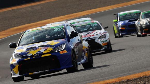 ROOKIE Racing GR YARIS