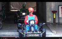 リアル・マリオカートしてみました!【X-Kart@渋谷・原宿・表参道】