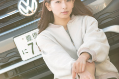 葉月美優&T-Cross