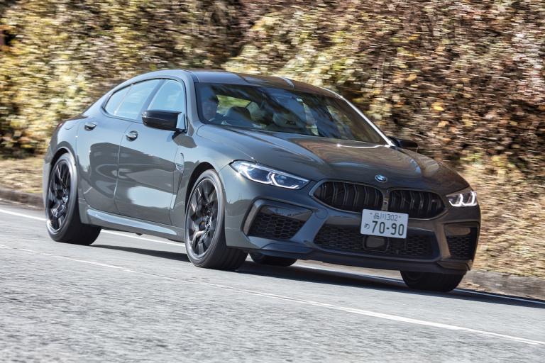 BMW M8 グランクーペ