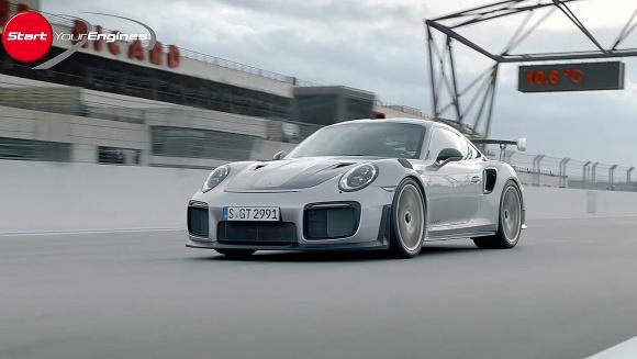 ポルシェ 911 GT2RS