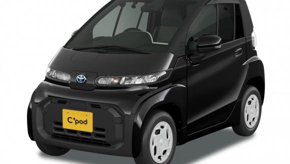 トヨタ C+pod