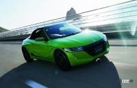 小さくても運転が楽しい! 新車でマニュアル仕様が買える軽自動車・5選 - S660