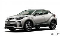 まだまだあったMT車! 新車でマニュアル車が選べる国産SUV6選 - 202008toyota_c-hr_grsport
