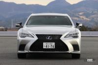 マイナーチェンジしたレクサスLSの22ウェイパワーリヤシートは、マッサージと温冷を繰り返す機能によりパッセンジャーを癒やす - Lexus_LS_20201230_8