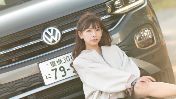 葉月美優×T-Cross