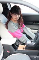 奥ゆかしいクルマ 葉月美優×MX-30【注目モデルでドライブデート!? Vol.58】 - hazuki-mx30018