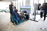 流行最先端の街、原宿でポルシェ・タイカンを文字通り「タイカン」してきた! - Porsche Racing simulator