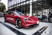 流行最先端の街、原宿でポルシェ・タイカンを文字通り「タイカン」してきた! - Porsche Taycan TurboS