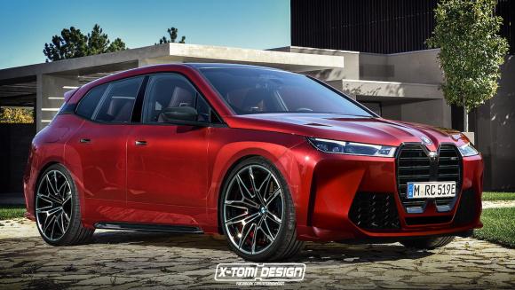 BMW iXM