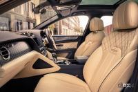 人気のラグジュアリーSUV ベントレー・ベンテイガにPHEV車を設定【新車・ベントレーベンテイガ】 - bentayga hybrid_launch _006