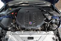 アルピナB3エンジン