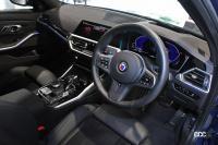 控えめな見た目に反する超ハイパフォーマンス  【BMWアルピナB3リムジン試乗】 - ALPINA_B3_0007