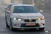 これがホンダシビック・ハッチバック次期型だ!「Si」や「タイプR」も設定へ - Honda Civic Hatch 3