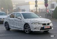 これがホンダシビック・ハッチバック次期型だ!「Si」や「タイプR」も設定へ - Honda Civic Hatch 6
