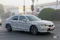 これがホンダシビック・ハッチバック次期型だ!「Si」や「タイプR」も設定へ - Honda Civic Hatch 7