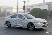 これがホンダシビック・ハッチバック次期型だ!「Si」や「タイプR」も設定へ - Honda Civic Hatch 8