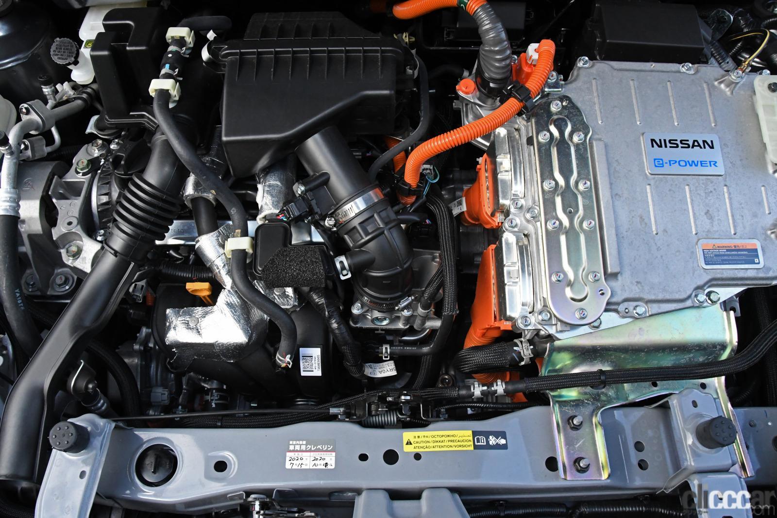 「SUVのeパワー搭載モデルが登場。コンパクトカー、ミニバンに続く第3弾【日産キックス試乗】」の3枚目の画像