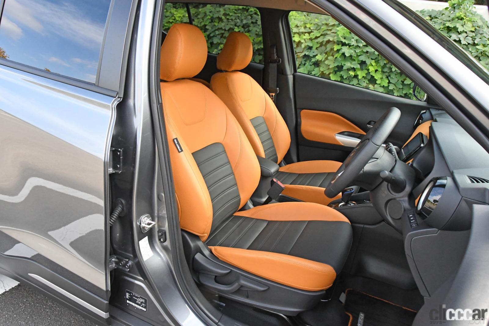 「SUVのeパワー搭載モデルが登場。コンパクトカー、ミニバンに続く第3弾【日産キックス試乗】」の4枚目の画像