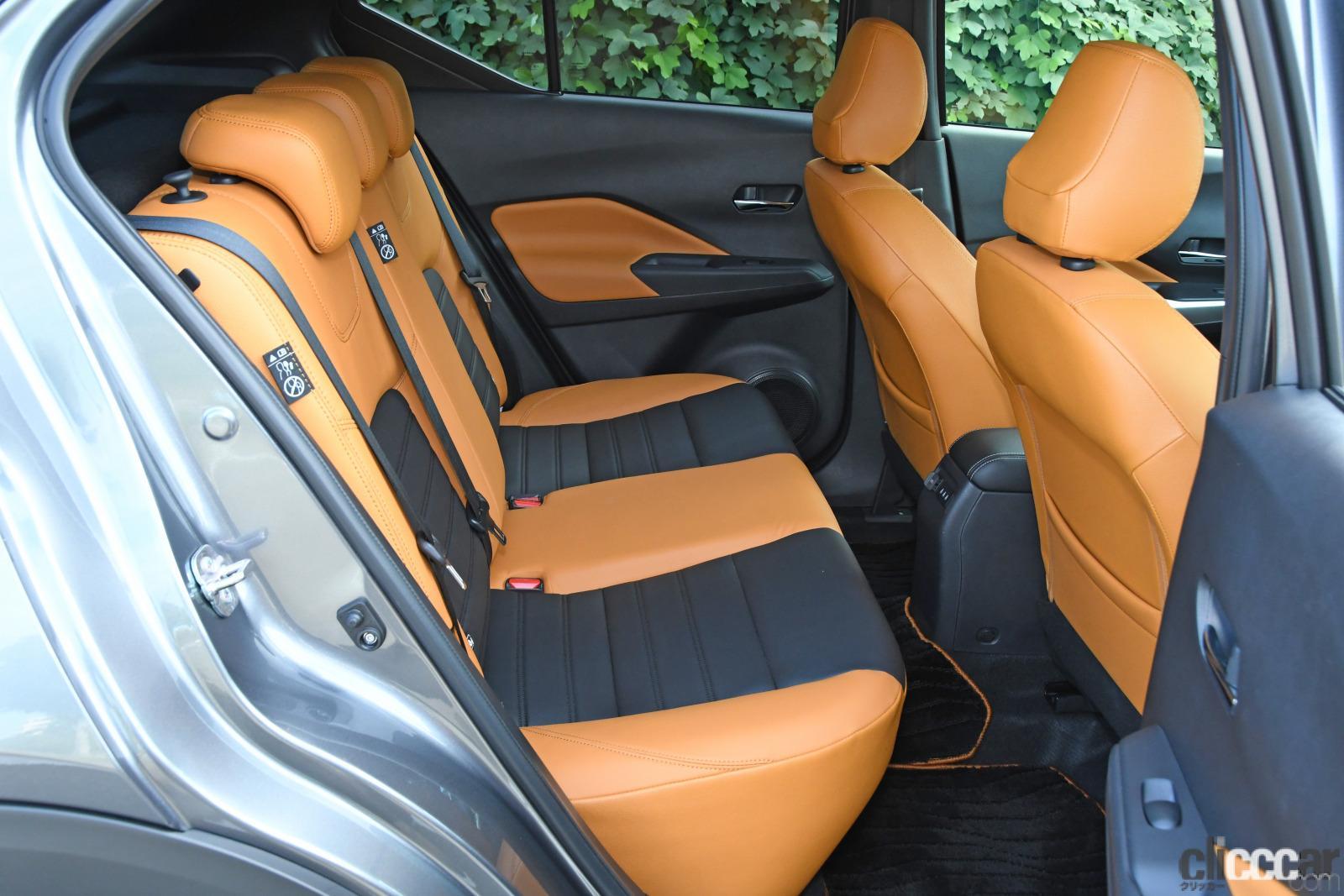 「SUVのeパワー搭載モデルが登場。コンパクトカー、ミニバンに続く第3弾【日産キックス試乗】」の5枚目の画像