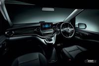 簡易キャンパー仕様のメルセデス・ベンツ「V 220 d Marco Polo HORIZON」が「MBUX」に対応 - Mercedes_Benz_v220dmarcopolo_20210113_2