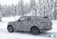 「プレミアムSUVの代名詞・レンジローバーの次期型はBMW製V8で豪雪を激走中」の11枚目の画像ギャラリーへのリンク