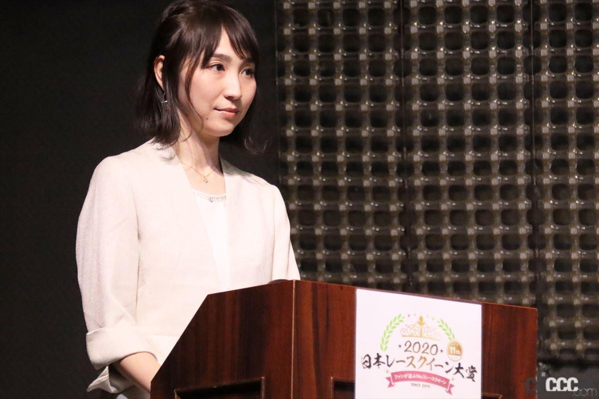 KOBELCO GIRLS/SARDイメージガールがコスチューム部門グランプリに決定!【日本レースクイーン大賞2020】