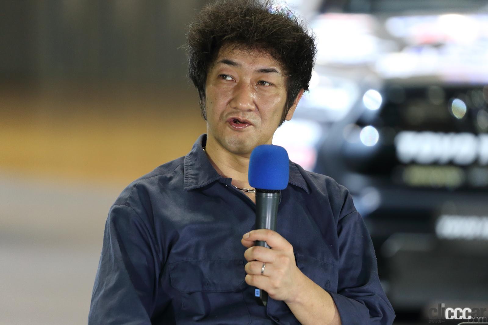 三浦慶氏(TRA Kyoto代表)