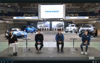"""カリスマ""""神""""対談-1D1車両GRスープラ チューニング秘話"""