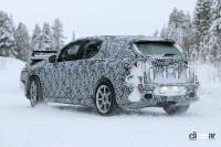 メルセデス・ベンツ最高級EVクロスオーバー「EQS SUV」、独特なシルエットで発売!? - Spy shot of secretly tested future car