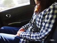 一般道の後席シートベルトは未だに約60%が非着用!「締めていない」と衝突事故時に起こる危険性はどうなる?  - SEATBELT_images07