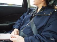 一般道の後席シートベルトは未だに約60%が非着用!「締めていない」と衝突事故時に起こる危険性はどうなる?  - SEATBELT_images08