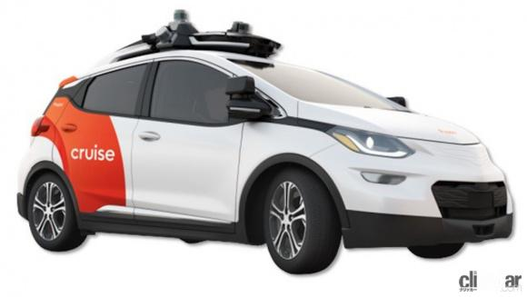 GM ホンダ 自動運転車両