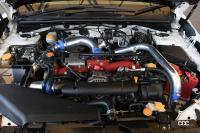 マルシェWRX STI エンジン